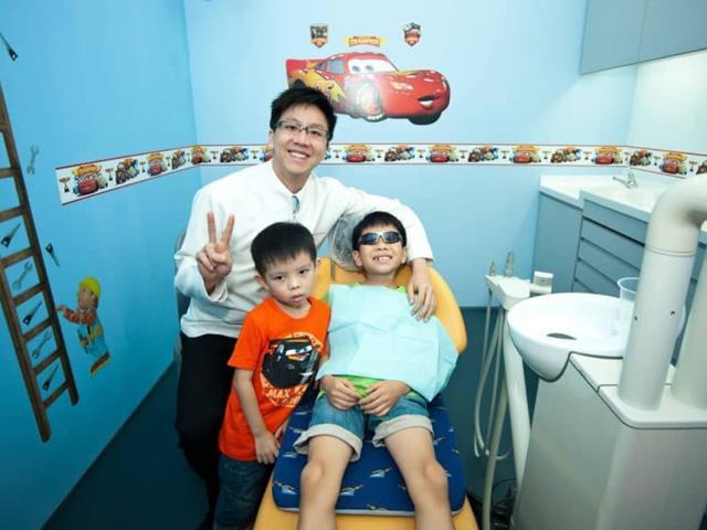 اهمیت جذابیت محیط دندانپزشکی کودکان | سلامت دهان و دندان کودک | نخ دندان مینا