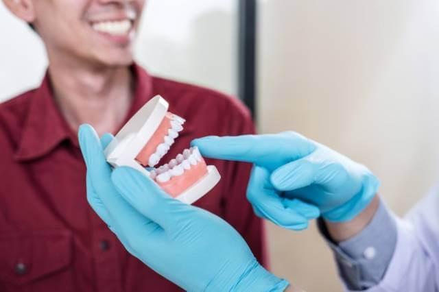 رفع ناهنجاری ها فک و صورت با جراحی | نخ دندان مینا