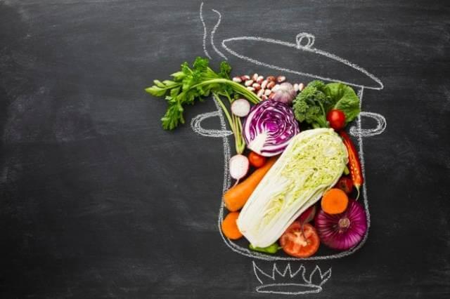 استفاده از سبزیجات ، کلید سلامت دندان ها | نخ دندان مینا