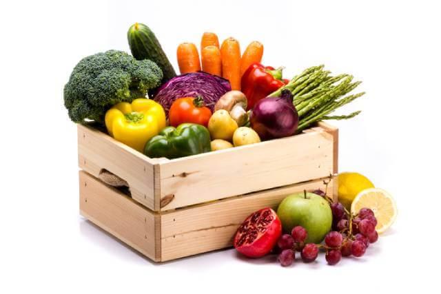 استفاده از میوه و سبزیجات برای رفع اسید معده | شرکت نخ دندان مینا